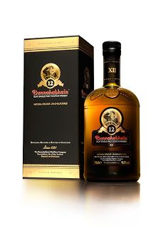 Bunnahabhain 12 - Whiskyglas Whisky-Blog