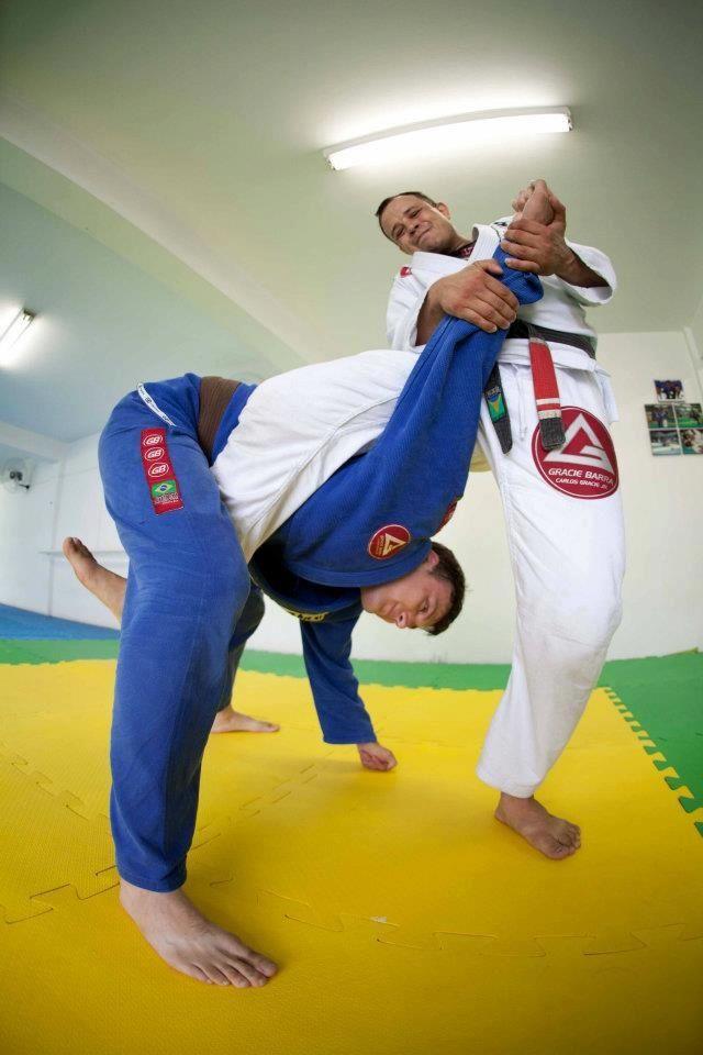 Mastering the Rubber Guard Jiu Jitsu for Mixed Martial Arts Competition