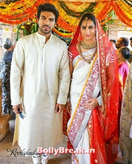 Ram Charan Teja, Upasana Kamineni Tollywood Marriage Pics - South Indian Marriage Pics of Actresses & Actors - Pictures of South Cinema stars from Tollywood, Kollywood and Mollywood.  , #south #rambha #mamtamohandas #marriage #sneha #snehareddy #soundarya #karthi #prithviraj #aishwarya #ramcharanteja #upasanakamineni #dhanush #krishna #prasanna #prajithpadmanabhan #supriyamenon #indranpathmanathan #alluarjun #ranjini #ntrjr #lakshmipranathi #ashwinramkumar #janani #sathishkumar #sitara ...