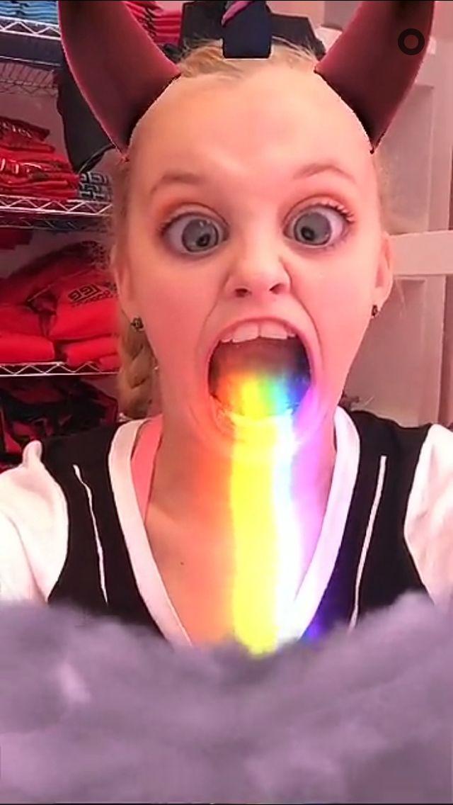 Jojo siwas snapchat (video)  (uploaded by kal13 gym17nastics)