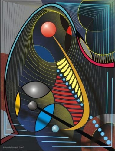 arte abstracto geometrico: