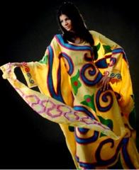Turismo en la Guajira. La manta Wayuu