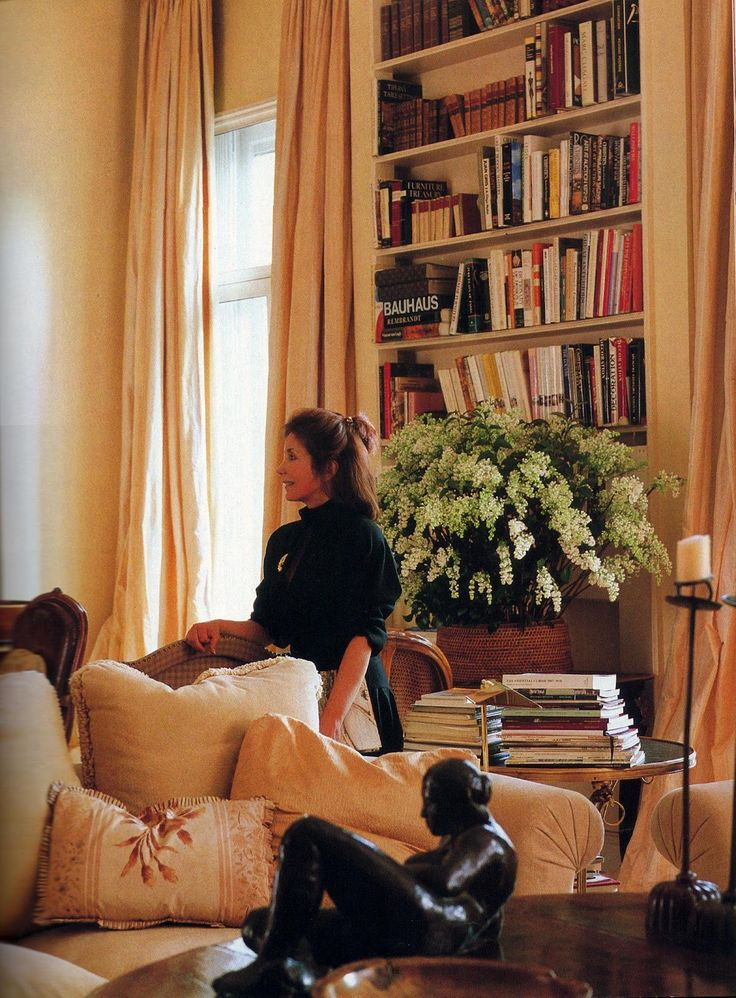 Rose Tarlow. One of the best interior designers in America today.