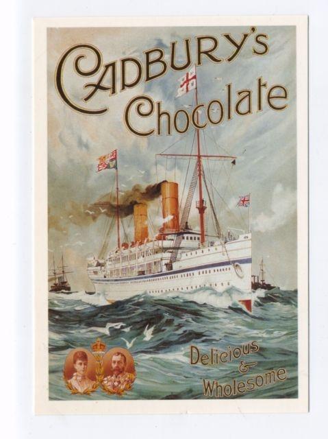 Cadbury's Chocolate advert