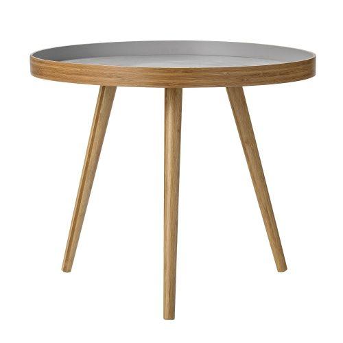Traditionellt soffbord - Mattgrå i gruppen Bord / Sidobord hos Reforma Sthlm  (89200011)