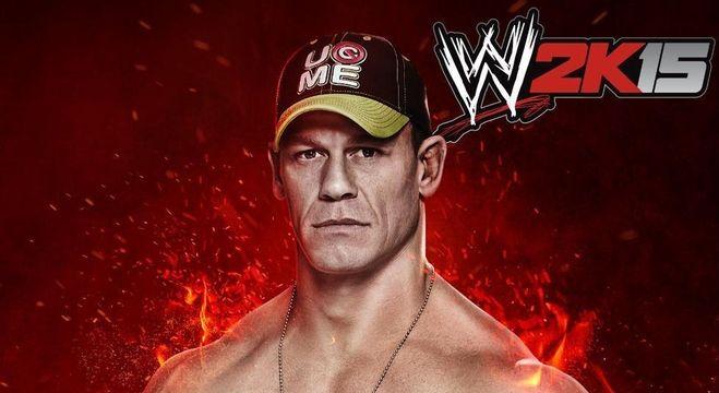 ماي أرينا ألعاب » ألعاب الفيديو » إكس بوكس   لعبة WWE 2K15  ،،، لتحميل اللعبة كاملة