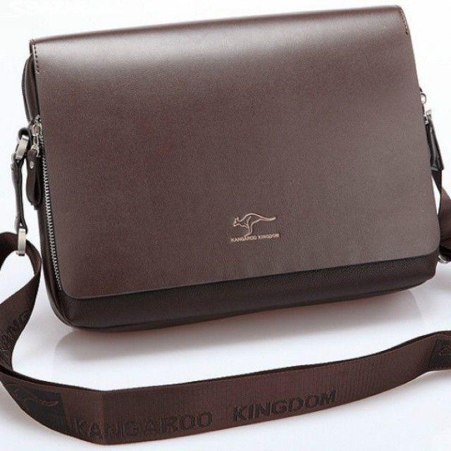 Stylová pánská taška KANGAROO KINGDOM - NOVÁ - obrázek číslo 1