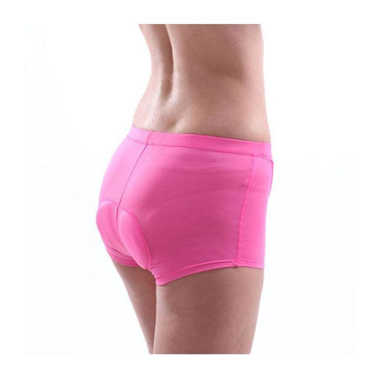 Pantalones de ciclismo Xcellent Global para mujer con interior acolchado Coolmax (XL) S-FS015XL: Amazon.es: Deportes y aire libre