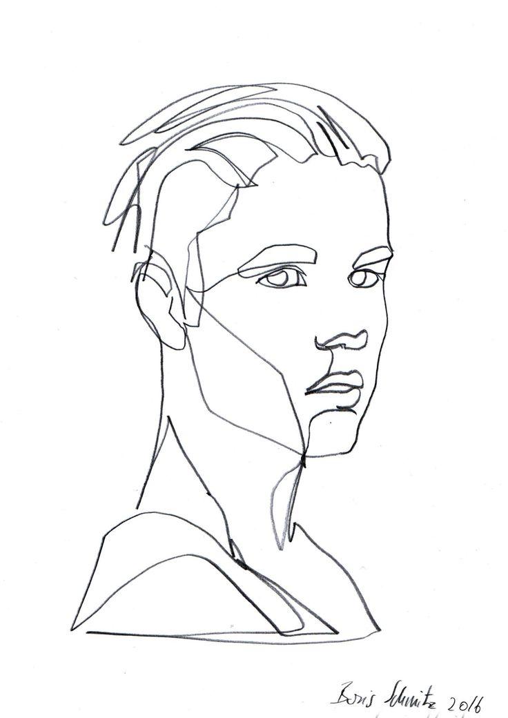 25 trendige cartoon menschen zeichnen ideen auf pinterest for Art of minimal boris