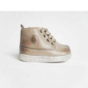 Naturino - schoen - Taupe - Kinderschoenen