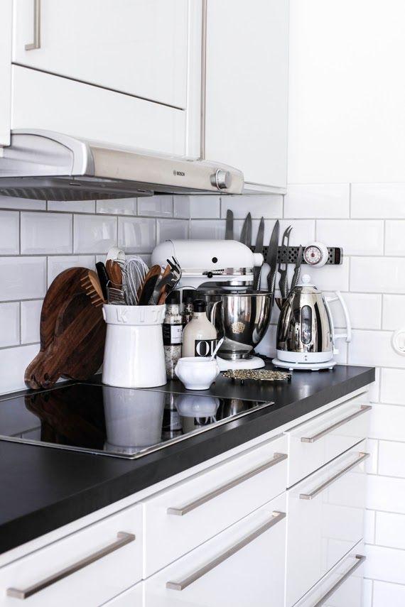 In my kitchen / MITT VITA HUS Kitchen Aid, Dualit, House Doctor, Fide Fajans, Svenskt Tenn.