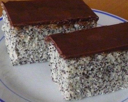 Makový koláč - Fany-recepty