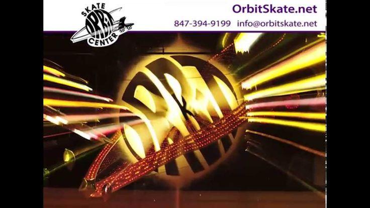 Orbit Skate Center   Palatine IL - our new cable commercial! #rollerskate #birthday #orbitskatecenter