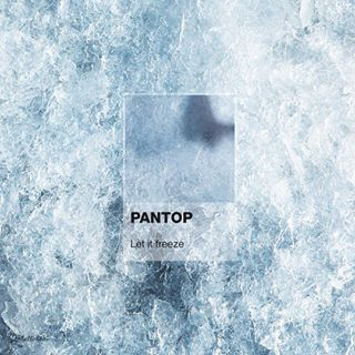 It's so cold that even PANTOP is freezing  Happy winter