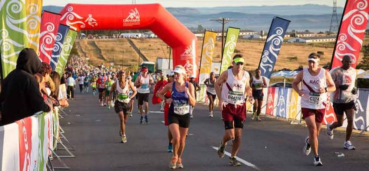 COMRADES MARATHON  The Ultimate Guide To Major Sports Events In Cape Town - Explore Sideways