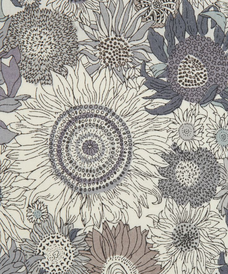 Small Susanna F Tana Lawn, Liberty Art Fabrics. Shop our extensive range of Liberty Print Fabrics now at Liberty.co.uk