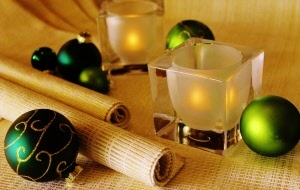 glow candle package