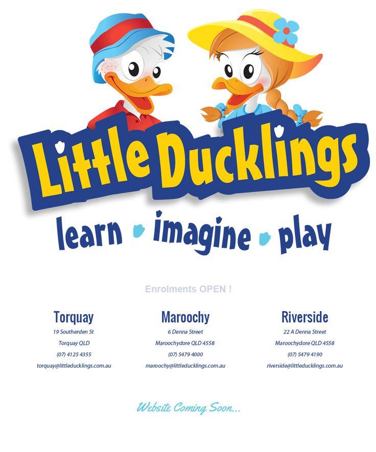 Child Care Centres are Torquay, Maroochydore, Riverside.