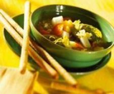 Rezept Gemüsesuppe alla Nonna von Thermomix Rezeptentwicklung - Rezept der Kategorie Suppen
