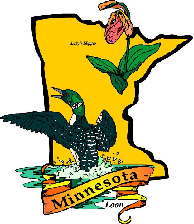 Minnesota Travel Clipart