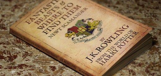 Harry Potter BlogHogwarts Guion Animales Fantasticos y donde Encontrarlos