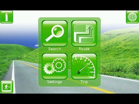 Бесплатная навигационная программа Семь Дорог, установка и обзор