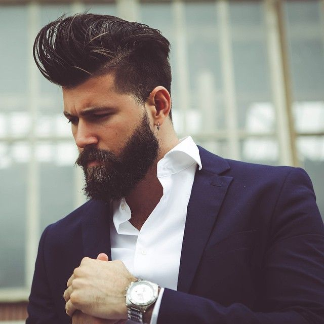 Mens Hairstyle And Beard 829 Best Men's Grooming & Style Images On Pinterest  Men Hair
