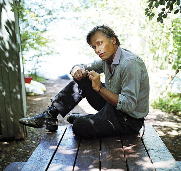 Viggo Mortensen, por Marc Horn