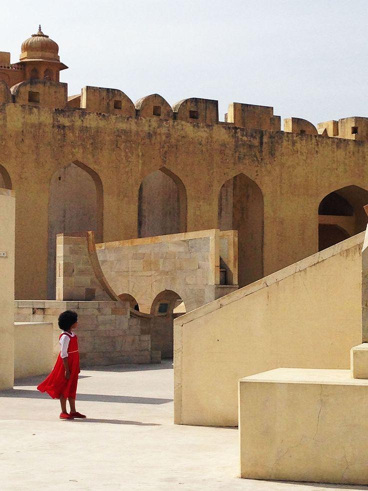 Jantar Mantar Observatory, Jaipur // North India Photo Diary