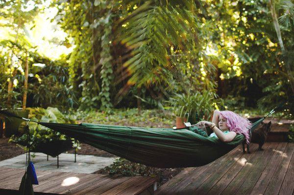 Bison Bag || Sleeping Bag Hammock