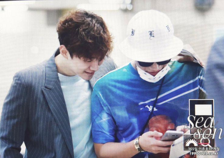 ジュノ&Jun.k~空港写真(o^・^o) の画像 Rinoのブログ&Love Taec Love 2PM②