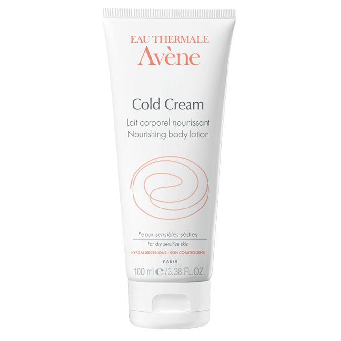 AVENE Cold cream - Lait corporel nourrissant, 100ml - Parapharmacie Powersanté