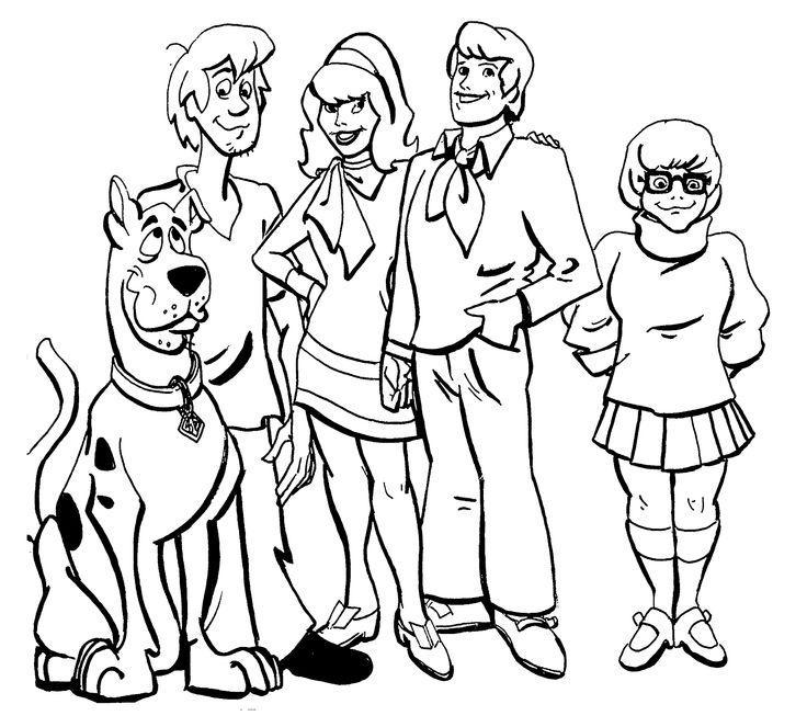 11 best scooby doo images on Pinterest  Scooby doo Activity