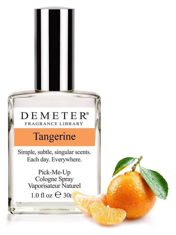 Мандарин (Tangerine) ― Магазин ароматов «Demeter Fragrance Library»