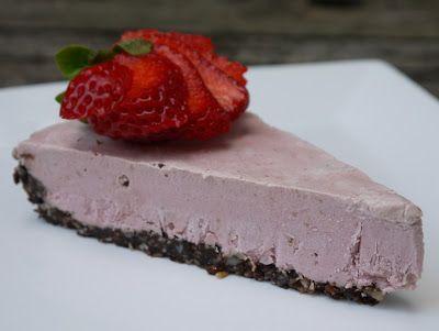 Strawberry Cheesecake - Better Raw