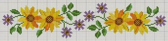 Floral alpha style friendship bracelet pattern. Perfect chart for making both hand knotted and beaded jewelry. Other uses include - crochet, knitting, hand knotting, loom beading, Perler beading, weaving and tapestry design, pixel art, micro macrame, and anything using a charted pattern.