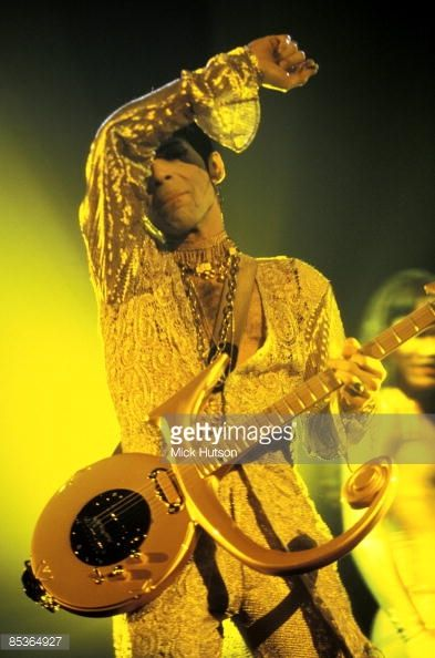 Photo of PRINCE, Prince performing on stage - The Ultimate Live Experience