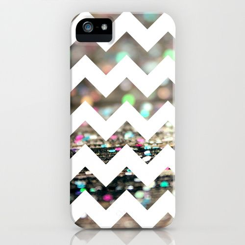 Afterparty Chevron iPhone Case. This website has tons of cute phone cases!