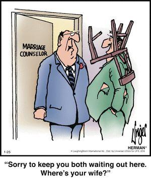 Herman Comic Strip, January 25, 2014 on GoComics.com