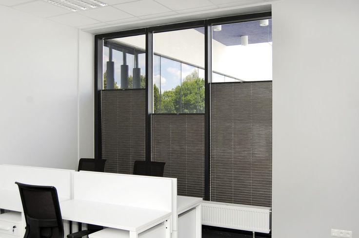 Plisy na okno / Rolety harmonijkowe / Żaluzje plisowane / Pliski okienne