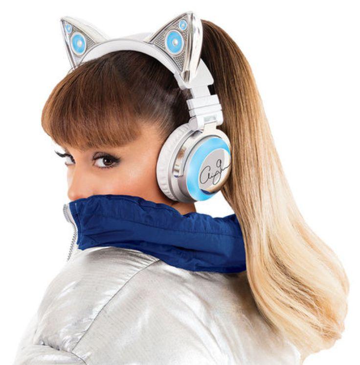 Ariana Grande Is Now Selling 150 Cat Ear Headphones, So