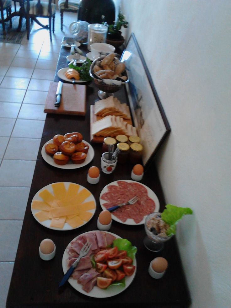 More breakfast at De Molen Guest House