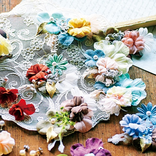 BROACH: Flowers Accessories, Flowers Jewerly, Kraso Flowers