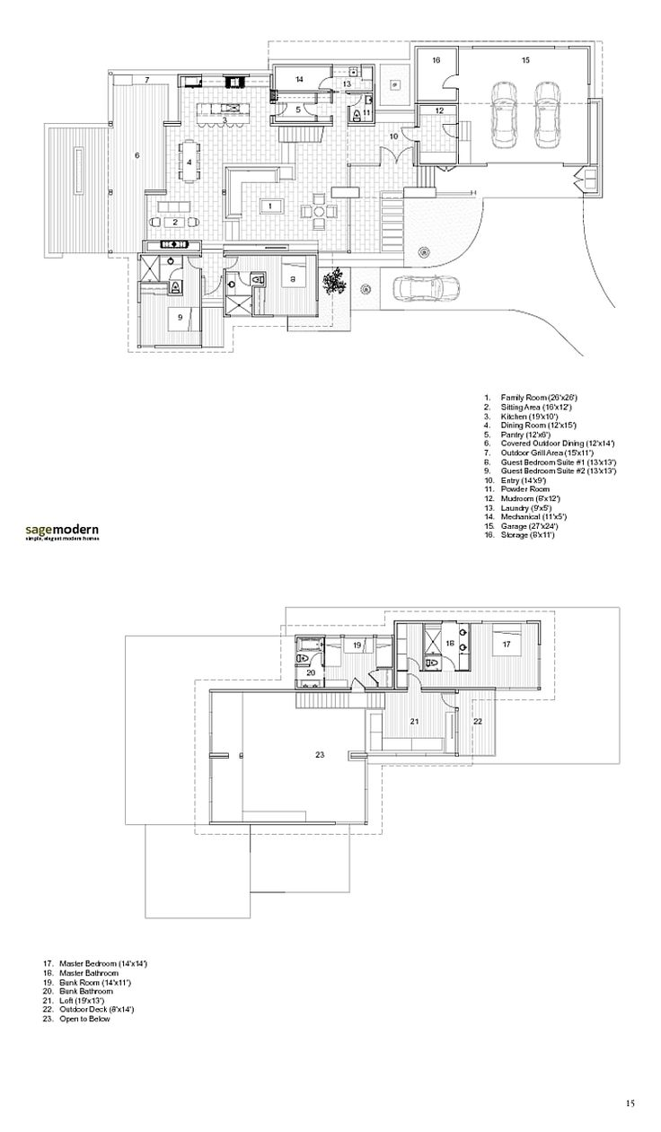 Best Images About Space Planning On Pinterest Magazine - Modern design prefab homes