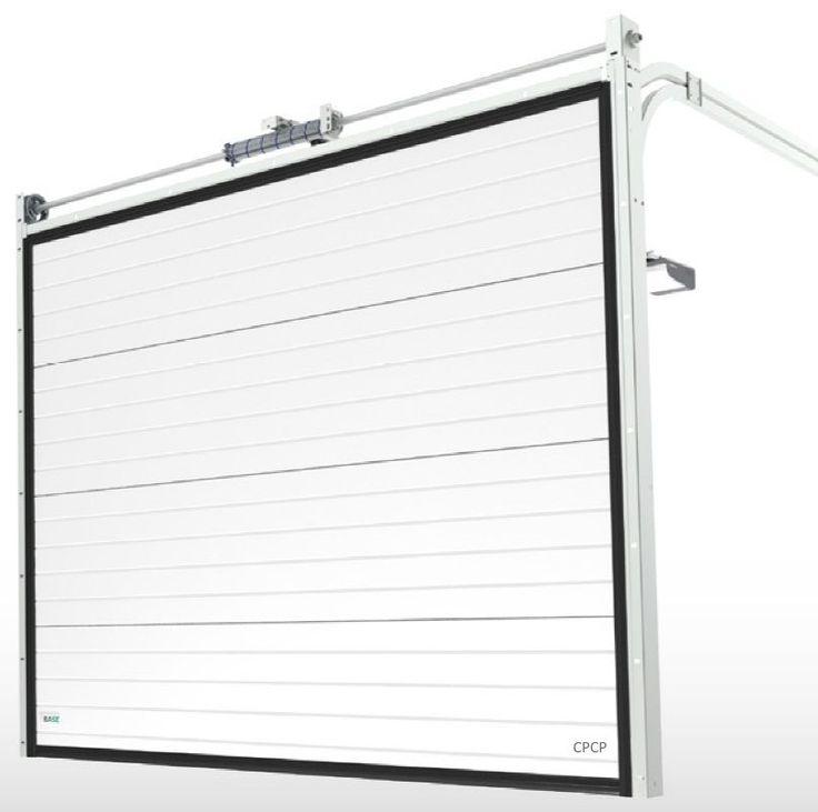 1000 id es sur le th me portes de garage sur pinterest - Porte garage isolante ...