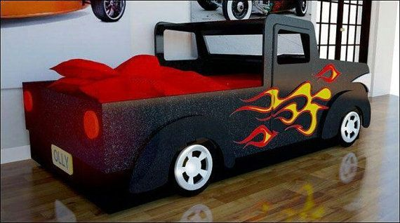 Twin Custom Truck Bed