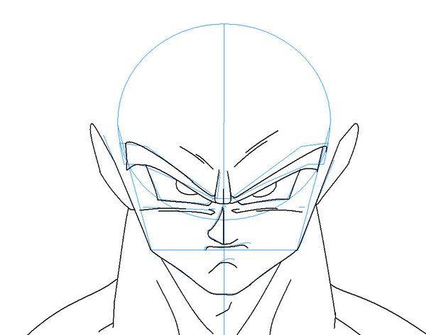 How to Draw Goku Step by Step Amazing!