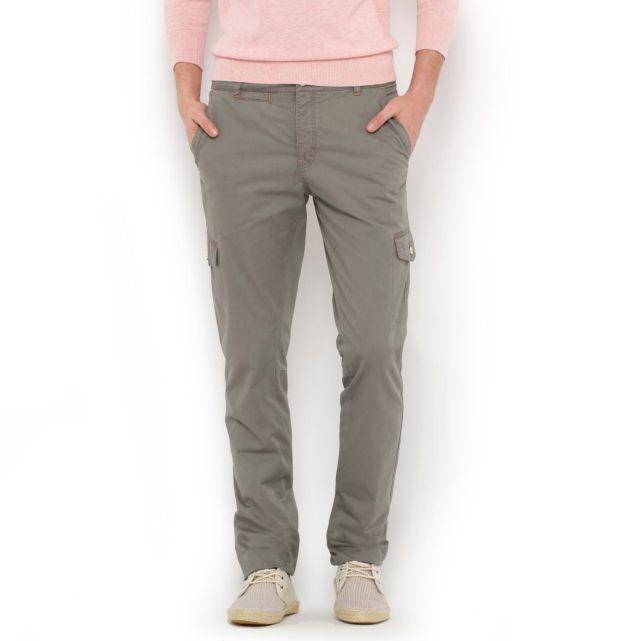 Pantalon battle coupe slim