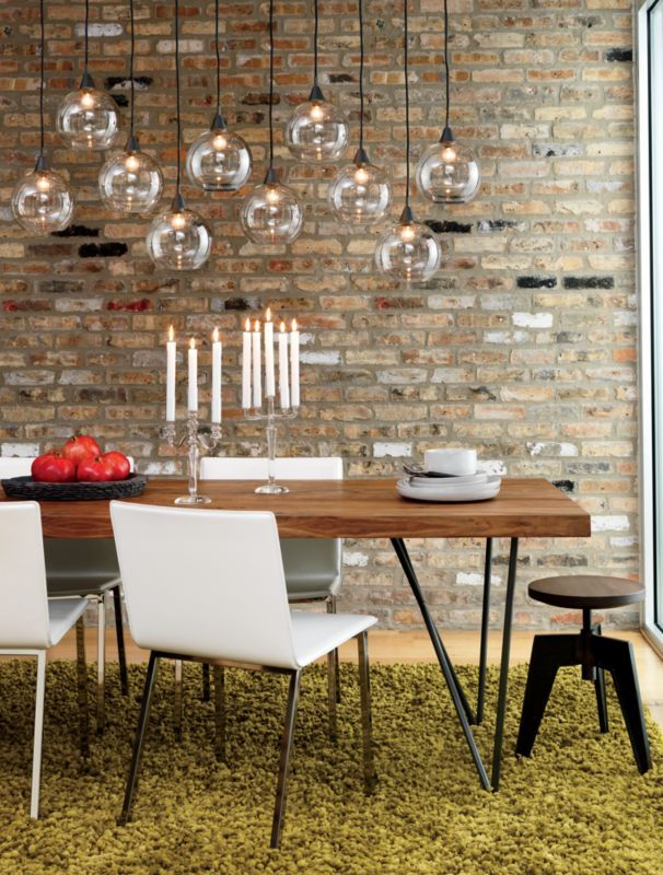 phoenix ivory chair in dining chairs, barstools | CB2