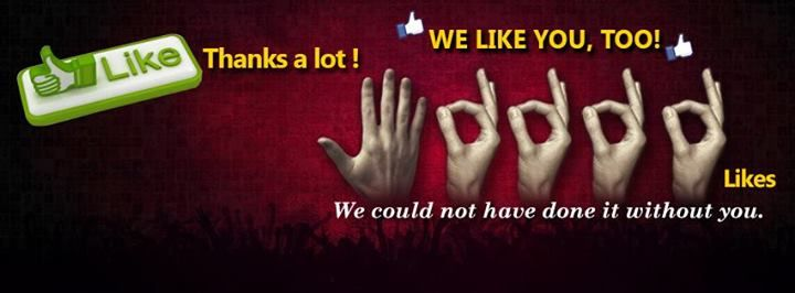 Celebrating the Day with a family of 50,000 Fans.... and counting!  Thanks a lot Rummy Players!  For More Info : http://goo.gl/CKYGk7